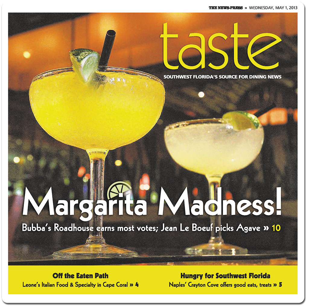 Taste Cover - margarita
